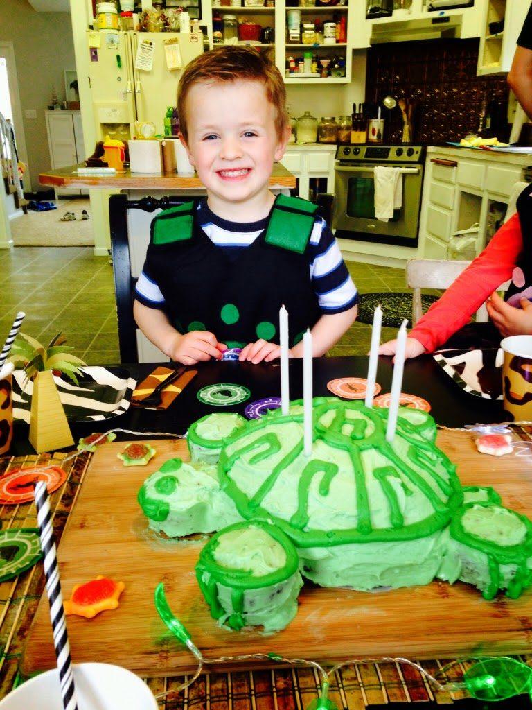 Amazing Wild Kratts Birthday Cake Tutorial Karins Kottage Personalised Birthday Cards Akebfashionlily Jamesorg
