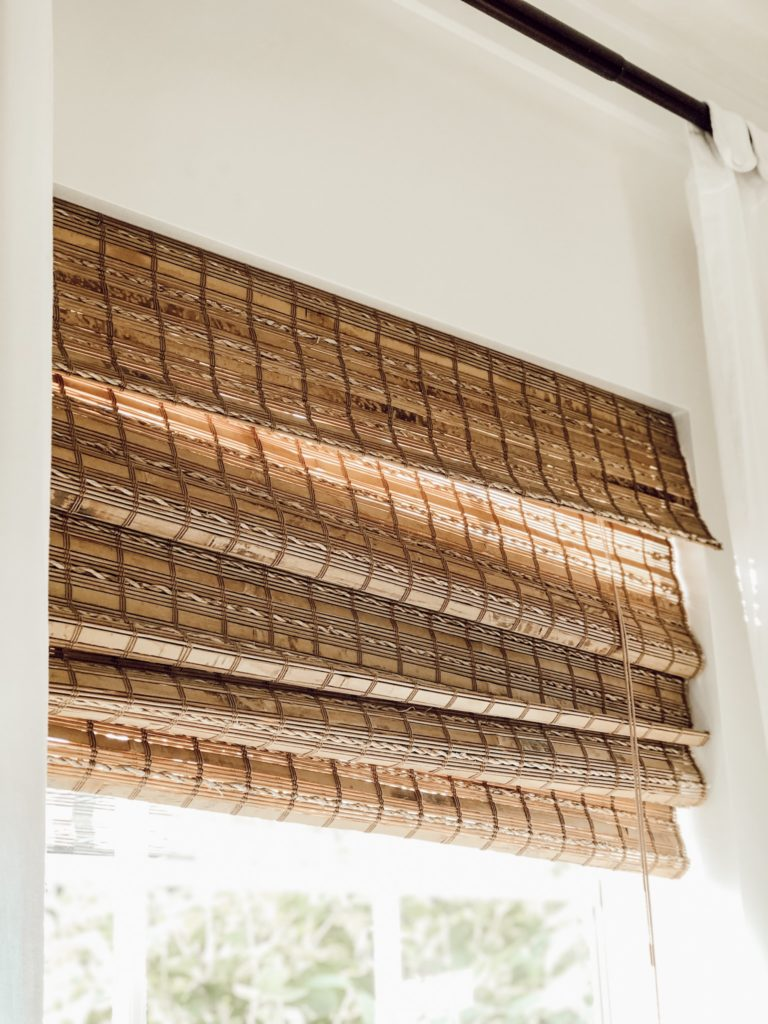 Bamboo Shades That I Love For Cheap Karins Kottage